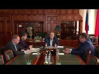 Обращение Амана Тулеева к жителям области в связи с трагедией ()