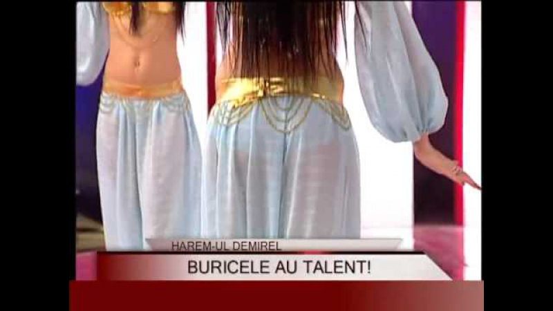Haremul Demirel invitat de Madalin Ionescu la emisiunea Drept la Tinta