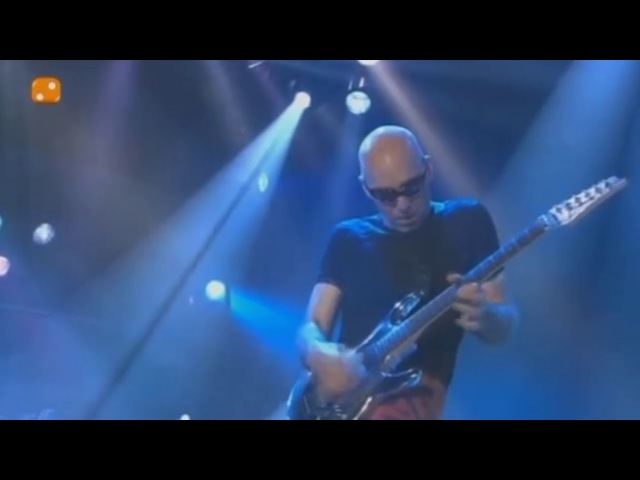 Joe Satriani The Crush of Love live