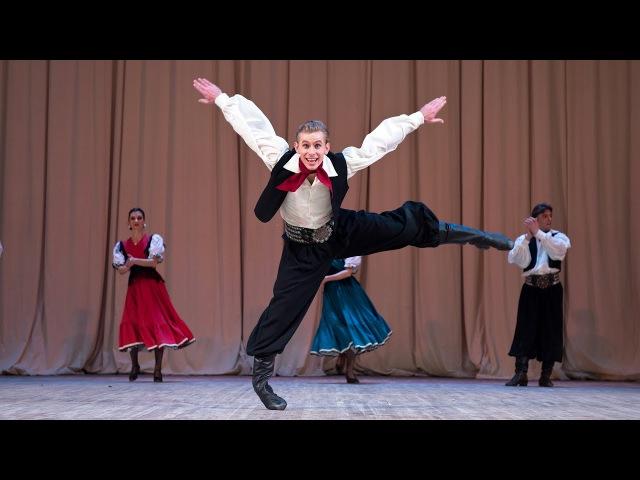 Аргентинский танец «Маламбо». Балет Игоря Моисеева