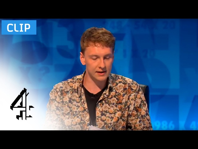 Joe Lycett's Parking Ticket Story 8 Out Of 10 Cats Does Countdown