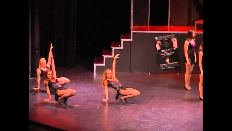 Lady Marmalade Mulin Rouge Choreography