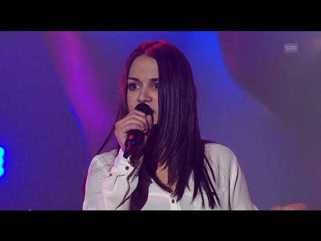 Freschta Akbarzada - Back To Black - Blind Audition - The Voice of Switzerland 2014