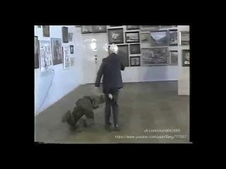 Кадочников Алексей Алексеевич (1995г) Мастер Русского Рукопашного Боя