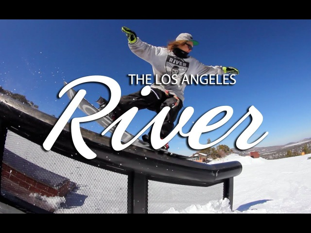The Los Angeles River team ripping Bear Mountain