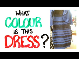 What Colour Is This Dress (SOLVED with SCIENCE)
