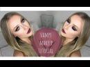 Dark Vampy Makeup Tutorial