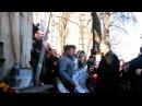 Родственники Героев Небесной Сотни не стали церемониться с Порошенко