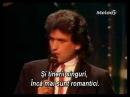 Toto Cutugno Serenata 1984 subtitrat romana