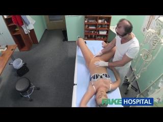 Amateur blonde [hd 720,  fake doctor]