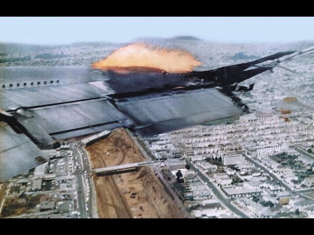 Pan American Boeing 707 321B Emergency Landing Travis AFB 1965