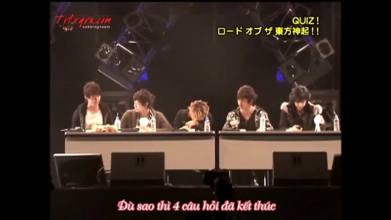 DBSK-TVXQ-THSK {TVfXQVN s Vietsub} DVD Bigeast 2nd Fanclub Event Part 1