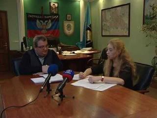 Рабочая встреча главы городской администрации Игоря Мартынова с начальником управления культуры