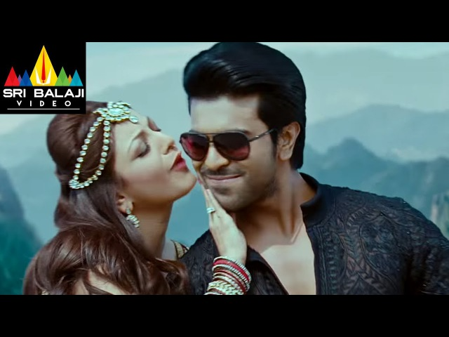 Naayak Songs | Hey Naayak Video Song | Latest Telugu Video Songs | Ram Charan, Kajal, Amala Paul