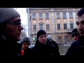 г. Самарский НОД блокирует подельников Навального.