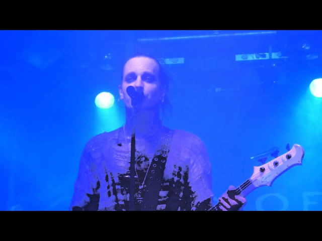 Lord Of The Lost - From Venus To Mars live @ Hirsch Nürnberg am 20.09.2015