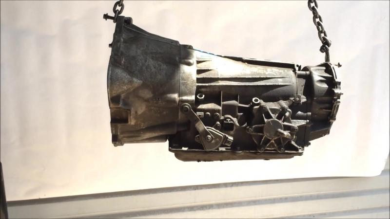 Контрактная бу АКПП M78 на SsangYong Rexton Kyron 2.0л