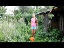 Ice bucket challenge Veronila Verbovs'ka