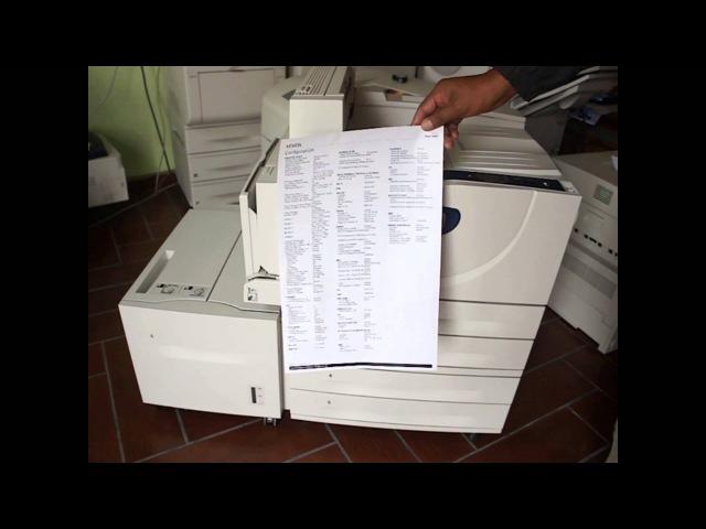 Xerox Phaser 5550 B Xerox Phaser 5550 N Xerox Phaser 5550 DN Xerox Phaser 5550 DT