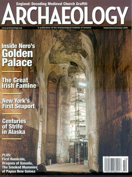 Archaeology - October 2015  USA