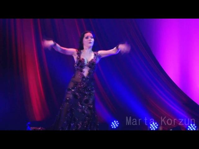 MARTA KORZUN in Japan El azab ya habibi Oriental Dream Vol 6