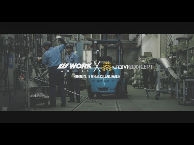 GT5 Work Wheels X JDM Concept Collaboration 高品質ホイール コラボレーション HD