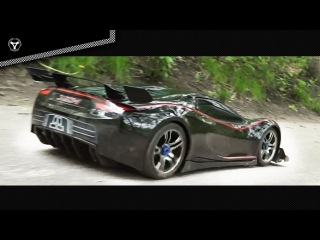 Traxxas XO-1   100mph Sporty RC Car - Run And Drift!