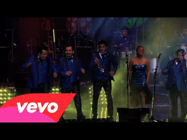Los Ángeles Azules Cumbia Coqueta Live 2014