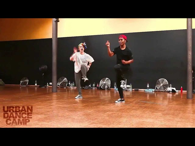 My Life Robin Thicke Lyle Beniga ft Jillian Meyers Choreography URBAN DANCE CAMP