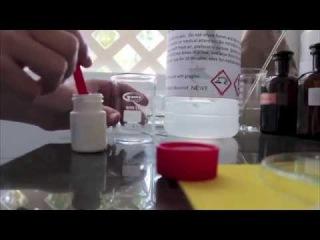 Уксусная кислота + бикарбонат натрия