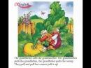The turnip - репка | сказки на английском языке для детей