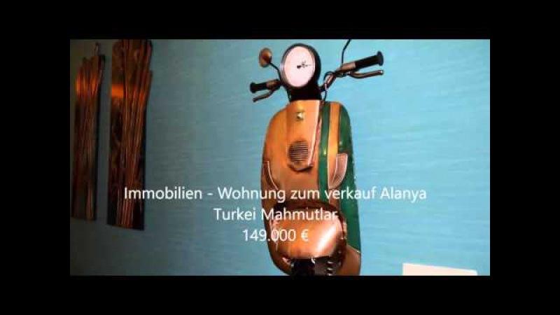 Immobilien Wohnung Zum Verkauf Alanya Turkei Mahmutlar