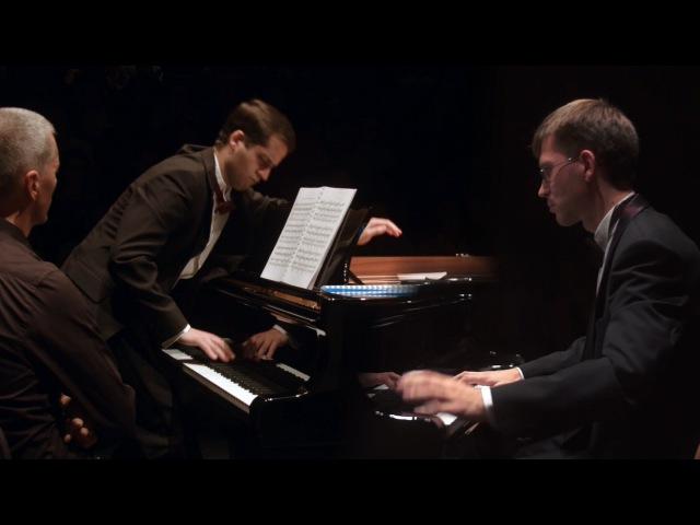 Stravinsky The Rite of Spring complete 2 piano arr by V Gryaznov