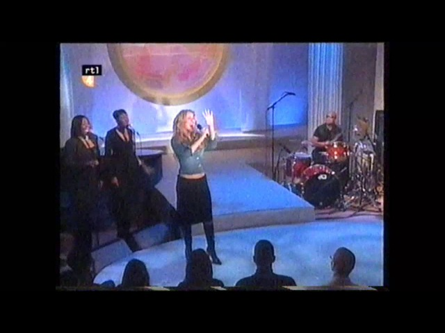 Mariah Carey - Through the rain (Live on Oprah 2002)