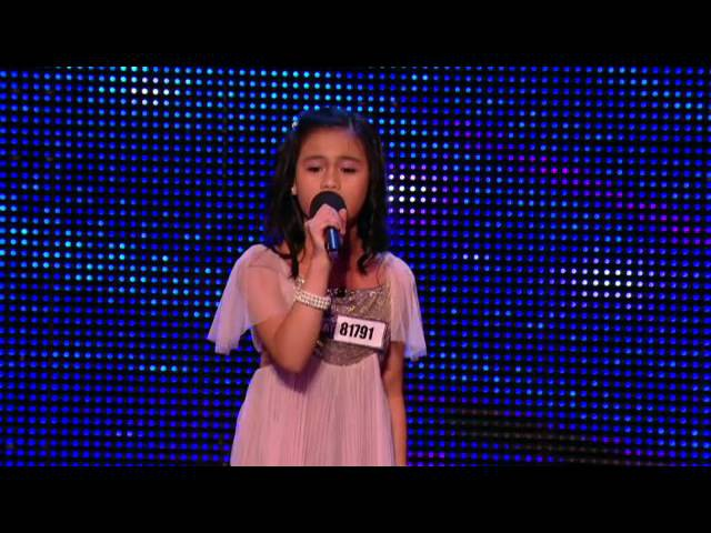 Arisxandra One Night Only Full Audition Week 1 Britain's Got Talent