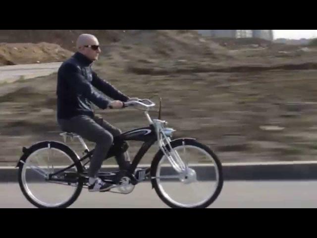 Электровелосипед круизер Megavel Longbeach Electro 500ватт