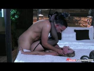 Anya olsen & keiran lee obeying her master
