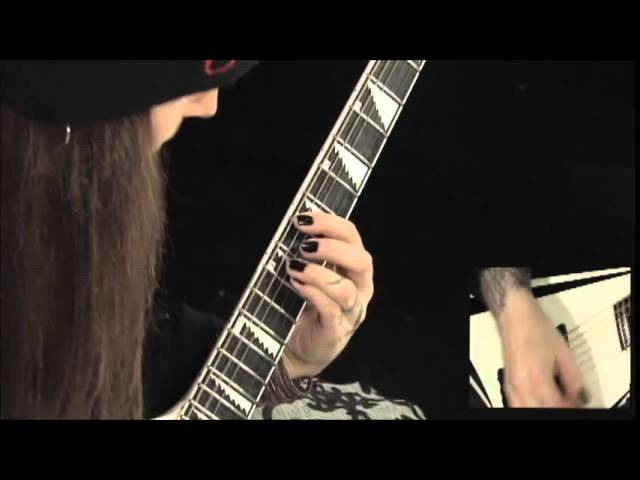 Alexi Laiho performs Blooddrunk