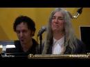 Patti Smith performs Bob Dylan's A Hard Rain's A-Gonna Fall - Nobel Prize Award Ceremony 2016
