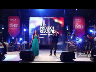 Teri Ore by Shreya Ghoshal live at Sony Project Resound Concert