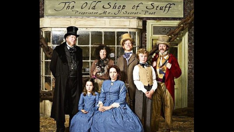 Холодная Лавка Всякой Всячины / The Bleak Old Shop of Stuff (Сезон 1) (2011-2012) Великобритания Серия - 1