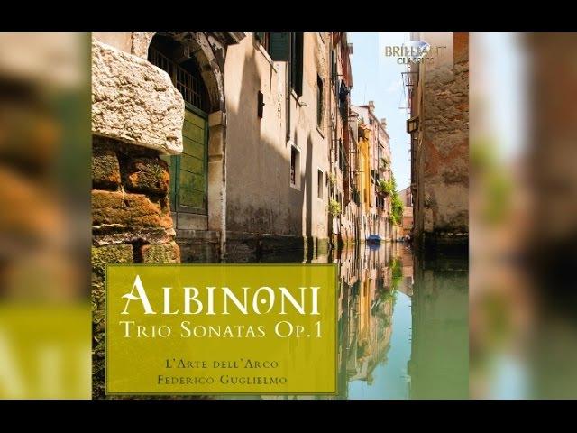 Albinoni Trio Sonatas Op 1 Full Album