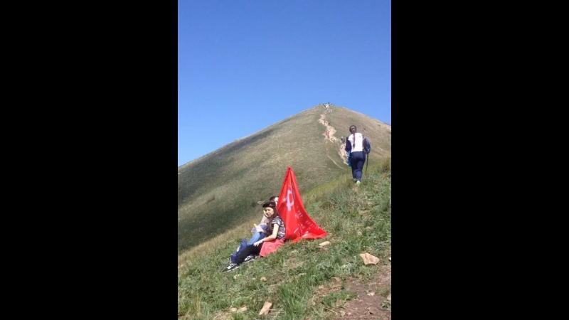 Восхождение на гору Бештау в честь Дня Победы 6 мая