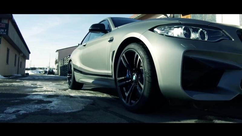 BMW M2 Car Porn Foliert und Design by Folien Tuning Version 2
