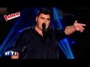 Jacques Brel Ces gens là Yoann Launay The Voice France 2015 Blind Audition