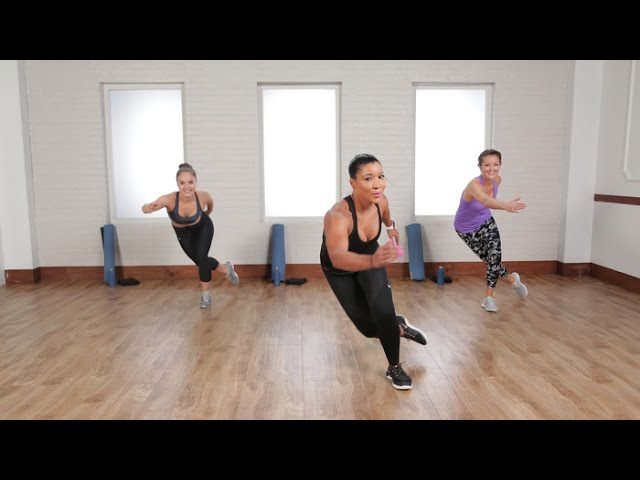 This Killer Workout Torches Calories About 500 in 45 Minutes