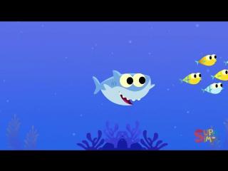 Baby Shark - песни на английском языке для детей
