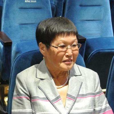 Раиса Ким