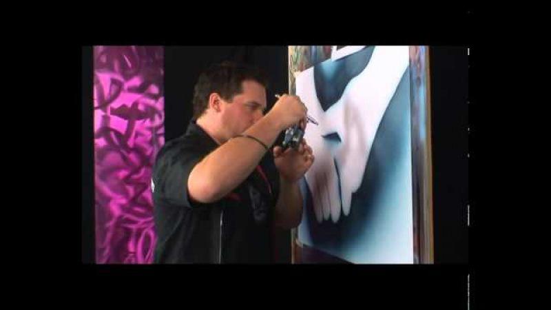Аэрография. Даниэль Пауэр Уровень 1 / Airbrush Power Series lev.1 Daniel Power 1-4 » FreeWka - Смотреть онлайн в хорошем качестве