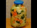 КАК МАРИНОВАТЬ КАПУСТУ НА ЗИМУ HOW pickled cabbage in winter